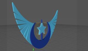NLR Logo - 3D Test by Warmo161