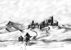 Winterfell by Silberius