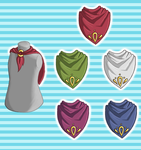 PKMNation - UserMarket - Short, Fancy Cape by Crazy-Leen