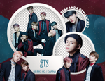 Pack Png #628 // BTS by BEAPANDA