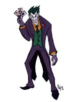 The Joker by Tigerhawk01