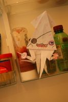 That Pirate Squid in my Fridge by SpaceWaffleDelivery