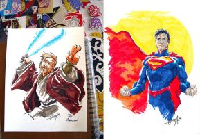 marker sketches by mistermoster