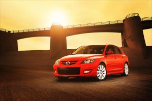 MAZDASPEED3 by SteveDemmitt