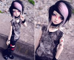 new look Raphi x3 by prettyinplastic