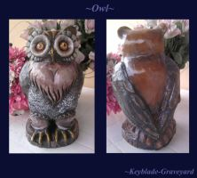 owl by Keyblade-Graveyard