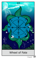 Legacy of Kain Tarot: Wheel of Fate (eng) by SilazVarulven