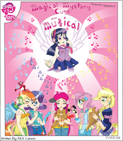 Magical Mystery Cure, the Musical by Arteses-Canvas