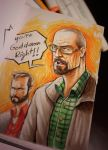 Breaking Bad by Pyroow