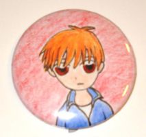 fan club button: young kyo by scullylam