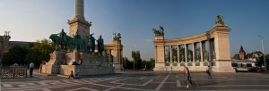 Heroes Square by h-o-p
