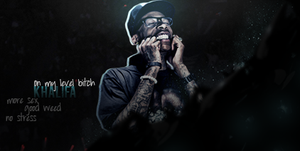 Wiz Khalifa by DuffCD