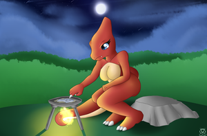 'Cook you stupid fish' by oldanthropokemon