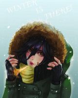 Winter is there! by hinatabest