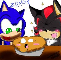 My First Collab:PIE!!! by Momocatluv