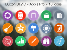 Button UI 2.0 ~ Apple Paid + Pro by BlackVariant