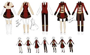 AoH: Roseus Uniforms v2 by AxisRaid