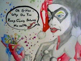 Harley Quinn- 2 by Squall1015