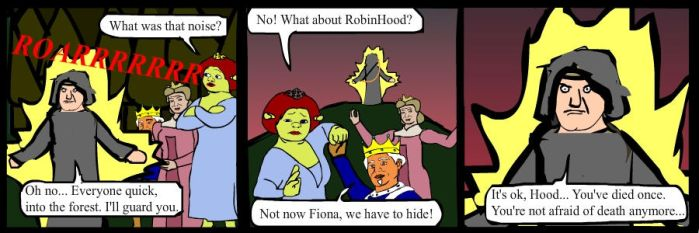 Page 72 : Robin The Defender by GreenSwampWarrior
