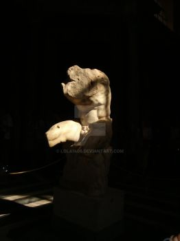 sculpture_05_ my favourite by Lola1406