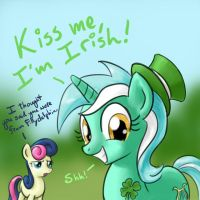 Kiss Me, I'm Irish by GiantMosquito