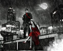 Sin City style by LidiaVives