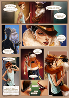 Monsieur Charlatan Page 47 by DrSlug