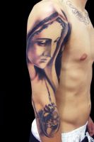 Virgen2 by maximolutztattoo