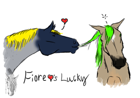 Fiore heart's Lucky by WhimsicalRuby