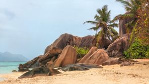Seychelles cloudy. by fly10