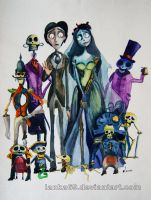 Corpse Bride by Lanka69