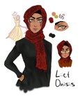 Liief new design (reference) by XinFelix