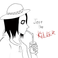 Jeff The Killer. by xDestroyerPudinx