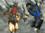 MKX  Ferra/Torr vs Sub-Zero by Grace-Zed