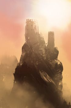 Warmup castle by cury