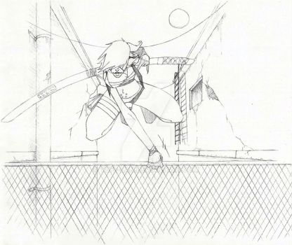 Fence Jumping by Tuff-Lan