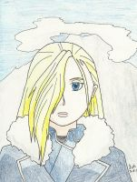 Card2Sister-Olivier Armstrong by SonarSnow