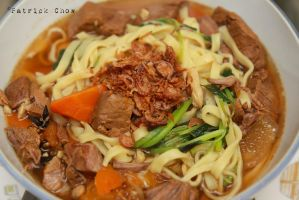 Beef noodles 1 by patchow