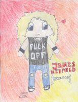 Chibi James- Coloured by madGDfan