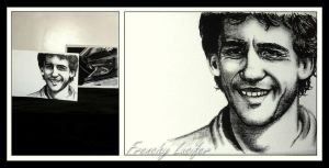 Ayrton Senna - 19 years by HLea33