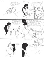 Marcy x Simon Comic short by SomeGuyOnTheNet00