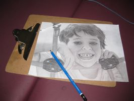 my son, not done by rogerbusque