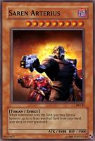 Yu-Gi-Oh Cards Mass Effect 8 by Blackcell8
