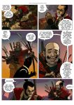 Ronin Blood, issue2, page 17 by burningflag