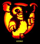 Gizmo Pumpkin Carving by Sleigher75