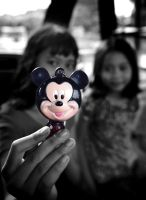 Mickey Mouse by djati