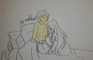 Request for mytherbale by MalikiFlowers30