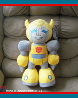 .: BumbleBee Plush :. by BeachBumDunkin