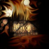 Notte di fuoco(Night of Fire) by iside2012