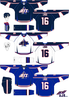 Winnipeg Jets Concept by AJHFTW